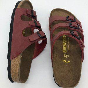 NEW Birkenstock Slides Sandals 37 EU/ 7 (6.5) US